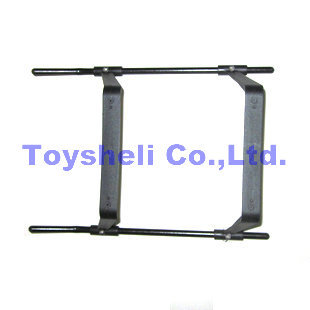 Attop YD-613 spare parts yd 613-22 landing gear 613 RC Helicopter Parts